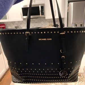 LIKE NEW- Michael Kors Tote